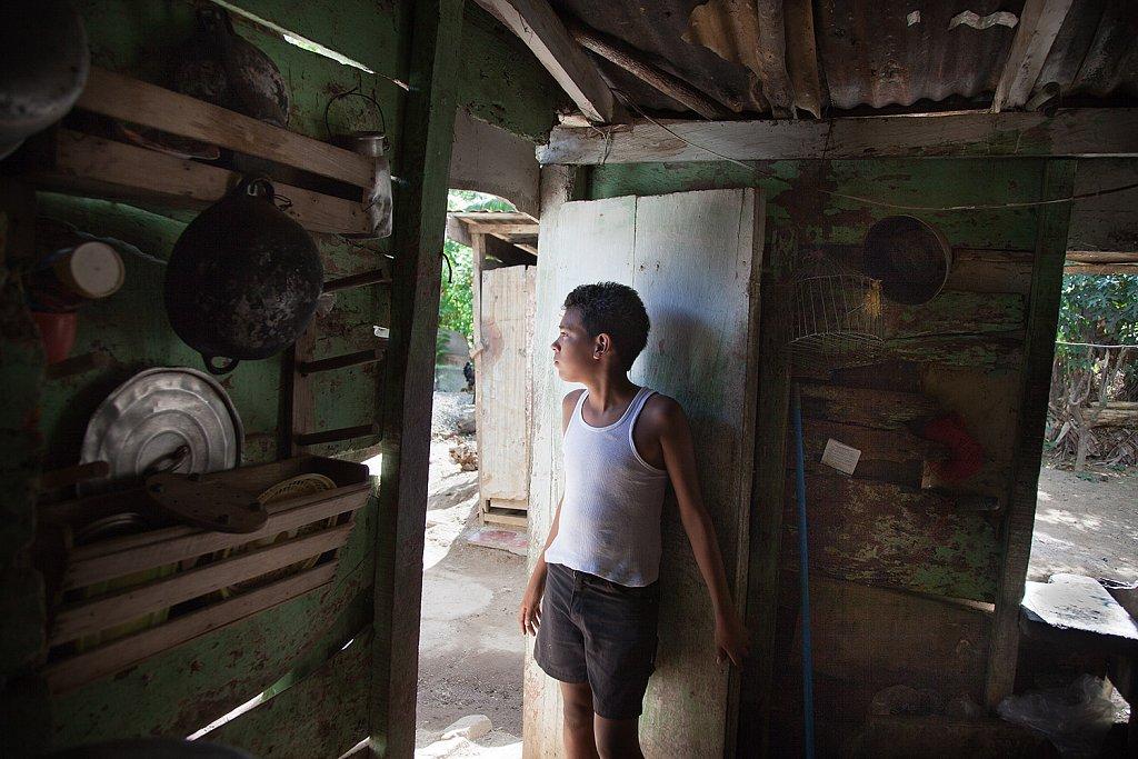 Byron - eine Geschichte aus Nicaragua